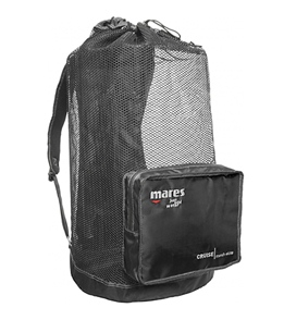 Mares Elite Cruise Mesh Backpack Dive Bag