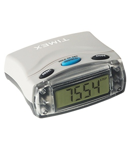 Timex Speed and Calorie Pedometer