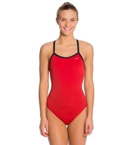 Nike Swim Poly Training Lingerie Tank Swimsuit