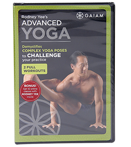 Gaiam Advanced Yoga DVD