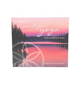 Gaiam AM/PM Yoga CD