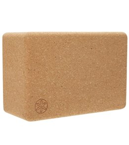 Gaiam Sol Natural Cork Block