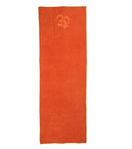Gaiam Sol Om Thirsty Yoga Mat Towel