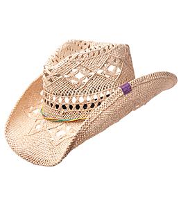 Peter Grimm Ariel Cowboy Hat