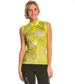 Shebeest Women's S-Cut Feather Sleeveless Cycling Jersey