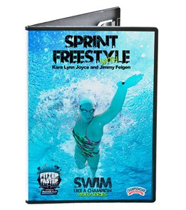 Swim Like a Champion - Sprint Freestyle DVD with Kara Lynn Joyce and Jimmy Feigen by the Fitter & Faster Swim Tour