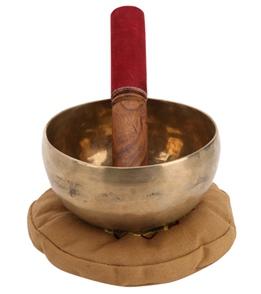 Sacred Space Hand Hammered Tibetan Singing Bowl 5