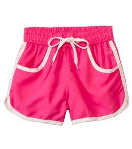 Jump N Splash Girls' Neon Sport Shorts (6-14)