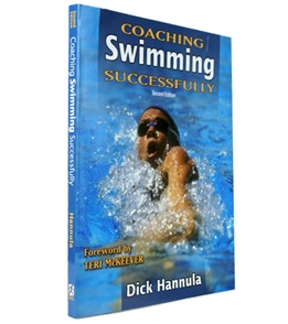 Human Kinetics Coaching Swimming Successfully