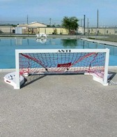 AntiWave Flippa Floating Water Polo Goal