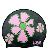 1Line Sports Silicone Flower Trio