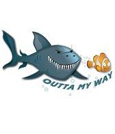 H2O-Toos Swim Tattoos Outta My Way