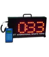 International Sports Timing Programmable Rechargeable Swim Clock