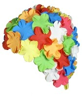 Creative Sunwear Flower Swim Cap