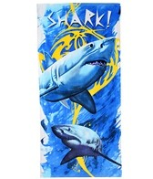 Wet Products Shark Beach Towel