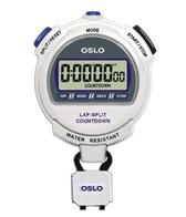 Oslo Silver 2.0 Twin Chrono w/ Countdown Timer
