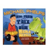 Michael Phelps' How to Train with a T. Rex and Win 8 Gold Medals
