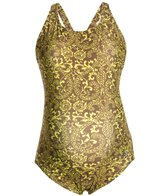 EQ Swimwear Harmony Maternity Print One Piece