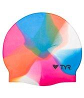TYR Kaleidoscope Silicone Cap