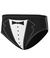 Splish Tuxedo Brief