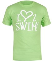 1Line Sports Love 2 Swim T-Shirt
