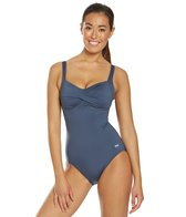 TYR Solid Twisted Bra Controlfit