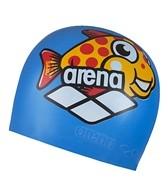 Arena Multi Jr. Arena World Silicone Swim Cap