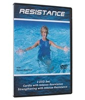 Water Works Resistance 2 DVD Set