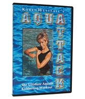 Water Works Aqua Attack DVD