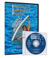Water Works E.S.P Noddle Workout DVD + CD