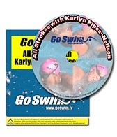 Go Swim All Strokes with Karlyn Pipes-Neilsen DVD