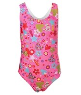 Illusions Princess of Hearts Raceback Youth Swimsuit