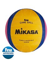 Mikasa Women's Official FINA Water Polo Game Ball