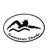 Bay Six Swimmer Dude Decal