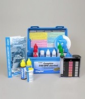 Taylor Technologies Complete Service (FAS-DPD Chlorine) Test Kit