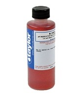 Taylor Technologies Phenol Red pH Indicator Solution 2oz