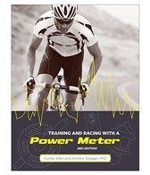Training & Racing with a Power Meter, 2nd Ed. Book by Hunter Allen & Andrew Coggan, Ph.D.