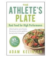 The Athlete's Plate Book by Adam Kelinson