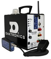 Daktronics Wireless Horn Start System Package