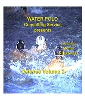 Monte Water Polo Defense (Volume 2 Drills) DVD