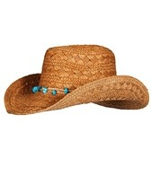 Sun N Sand Happy Trails Western Hat