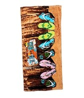Wet Products Beach Sandals Towel
