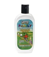 Sawyer Controlled Release Family Insect Repellent Lotion