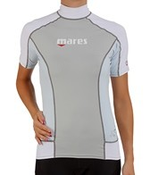 Mares She Dives Short Sleeve Trilastic
