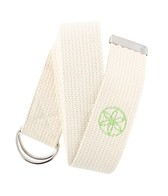 Gaiam Organic Cotton Yoga Strap 8'