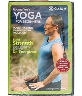Gaiam Rodney Yee's Yoga For Beginners DVD