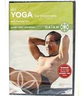 Gaiam Abs Yoga For Beginners DVD with Rodney Yee