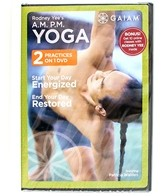 Gaiam AM/PM Yoga For Beginners DVD
