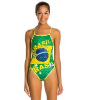 Turbo Brazil New One Piece Swimsuit