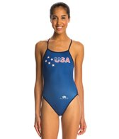 Turbo USA One Piece Swimsuit